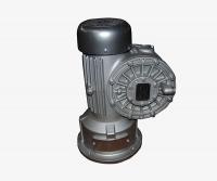 施工升降机蜗轮蜗杆减速机